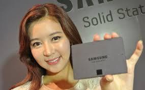 Samsung 840 Evo SSD disk