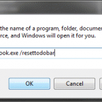 outlook_resettodobar